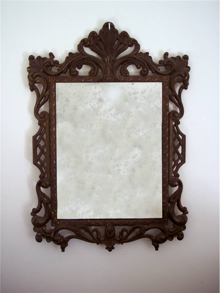 History of glass mirrors